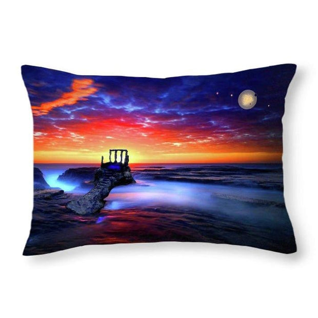 Speak To The Sky - Throw Pillow - 20 x 14 / No - Throw Pillow