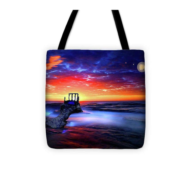 Speak To The Sky - Tote Bag - 13 x 13 - Tote Bag