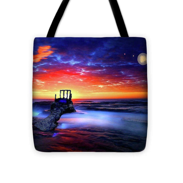 Speak To The Sky - Tote Bag - 16 x 16 - Tote Bag