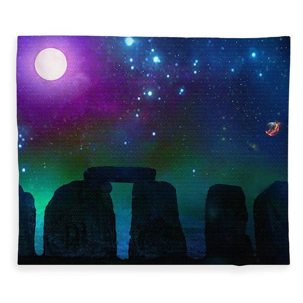 Stonebuilders #2 - Blanket - 50 x 60 / Plush Fleece - Blanket