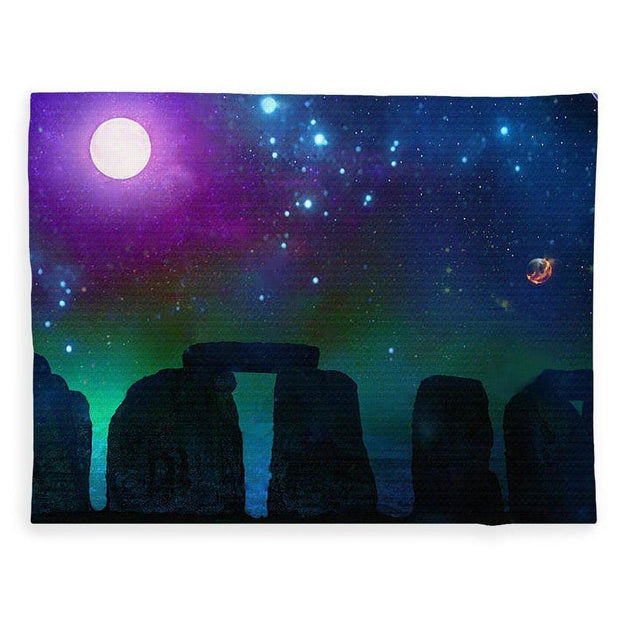 Stonebuilders #2 - Blanket - 60 x 80 / Plush Fleece - Blanket