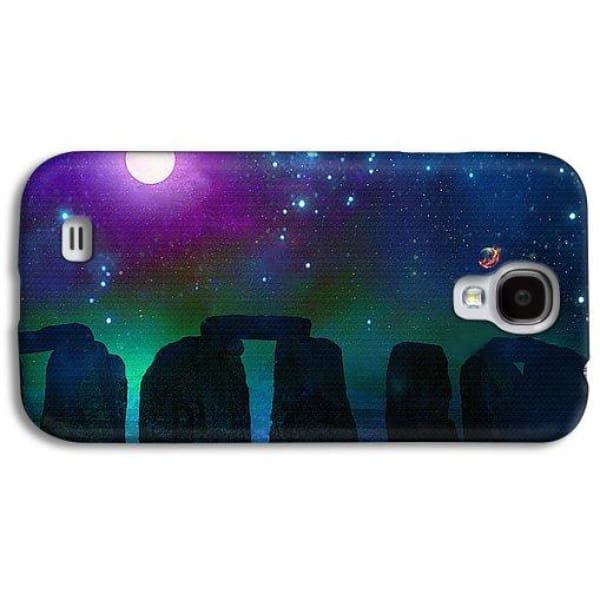 Stonebuilders #2 - Phone Case - Galaxy S4 Case - Phone Case