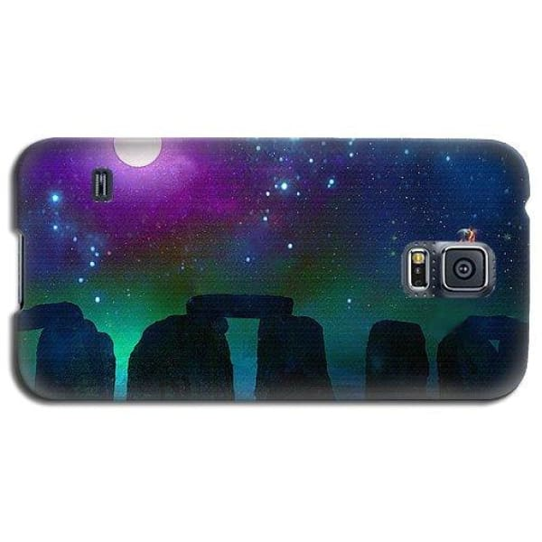 Stonebuilders #2 - Phone Case - Galaxy S5 Case - Phone Case