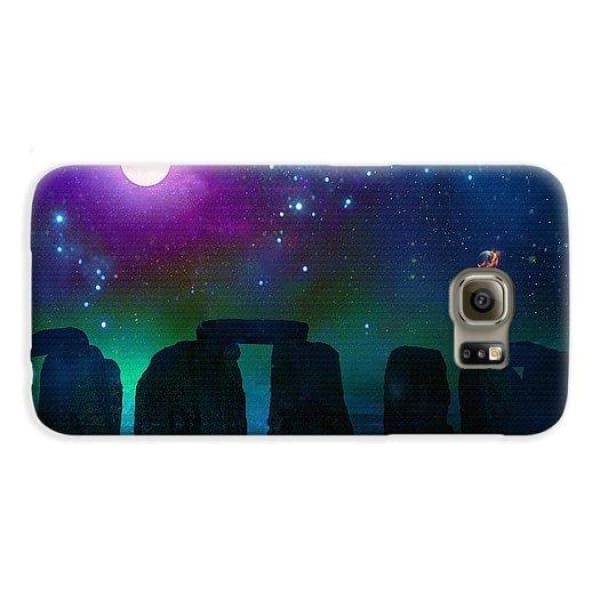 Stonebuilders #2 - Phone Case - Galaxy S6 Case - Phone Case