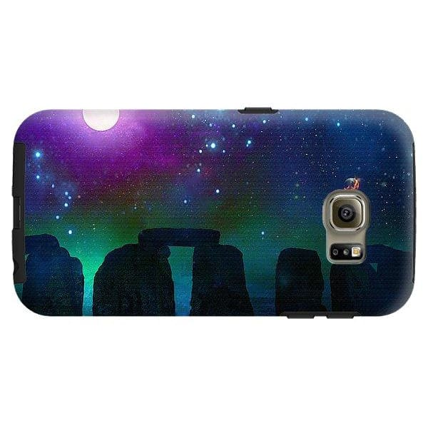 Stonebuilders #2 - Phone Case - Galaxy S6 Tough Case - Phone Case