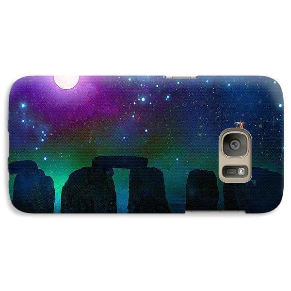 Stonebuilders #2 - Phone Case - Galaxy S7 Case - Phone Case