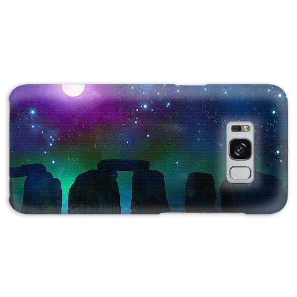 Stonebuilders #2 - Phone Case - Galaxy S8 Case - Phone Case