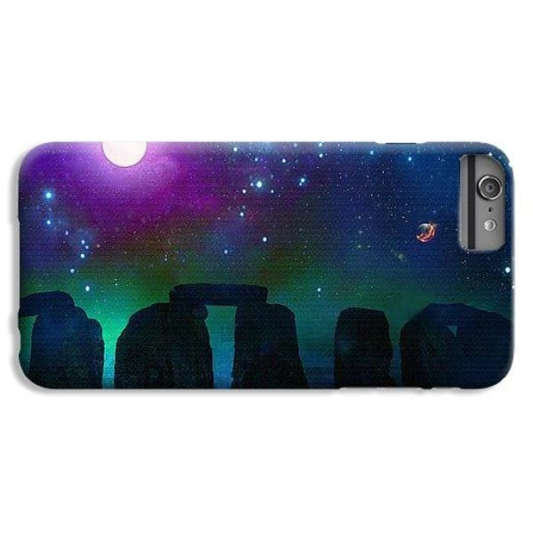 Stonebuilders #2 - Phone Case - IPhone 6 Plus Case - Phone Case
