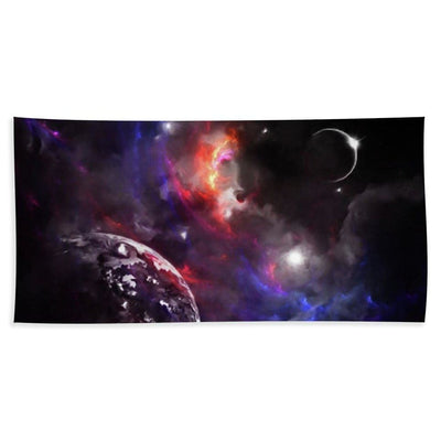 Strangers In The Night - Beach Towel - Beach Towel (32 x 64) - Beach Towel