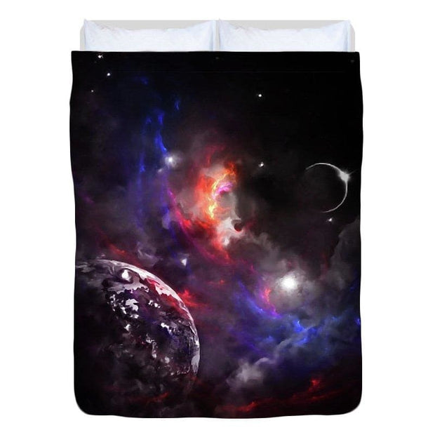Strangers In The Night - Duvet Cover - Full - Duvet Cover
