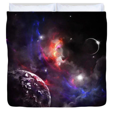 Strangers In The Night - Duvet Cover - King - Duvet Cover