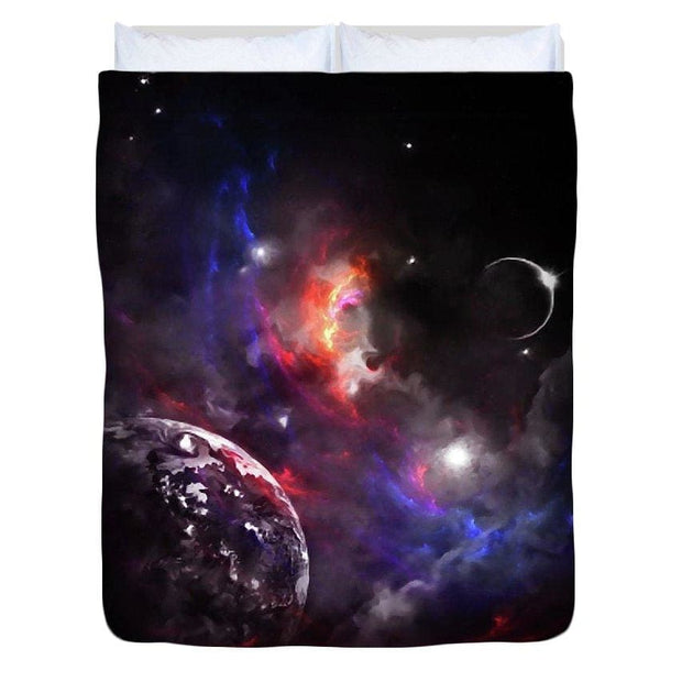 Strangers In The Night - Duvet Cover - Queen - Duvet Cover