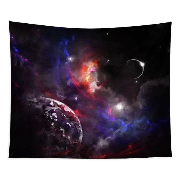 Strangers In The Night - Tapestry - 68 x 80 - Tapestry