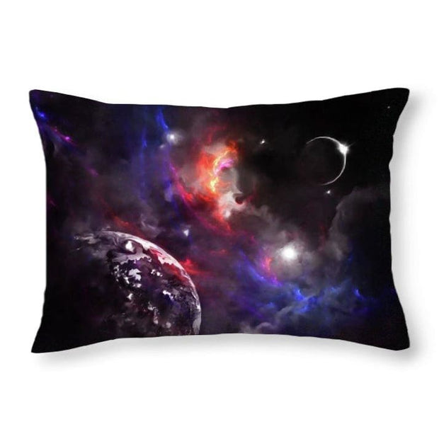 Strangers In The Night - Throw Pillow - 20 x 14 / No - Throw Pillow