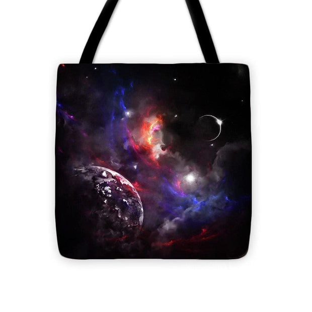 Strangers In The Night - Tote Bag - 16 x 16 - Tote Bag