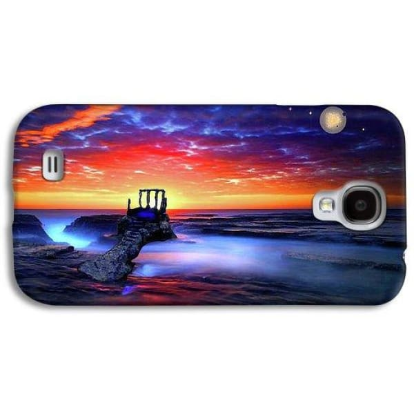 Talk To The Sky - Phone Case - Galaxy S4 Case - Phone Case