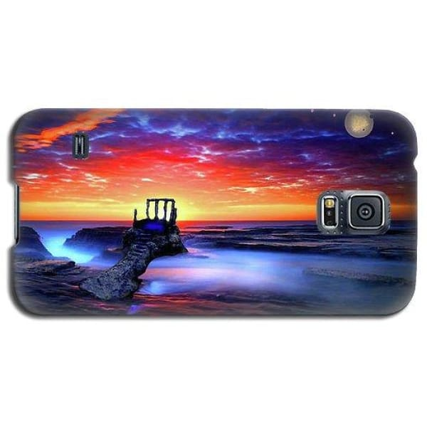 Talk To The Sky - Phone Case - Galaxy S5 Case - Phone Case