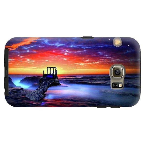Talk To The Sky - Phone Case - Galaxy S6 Tough Case - Phone Case