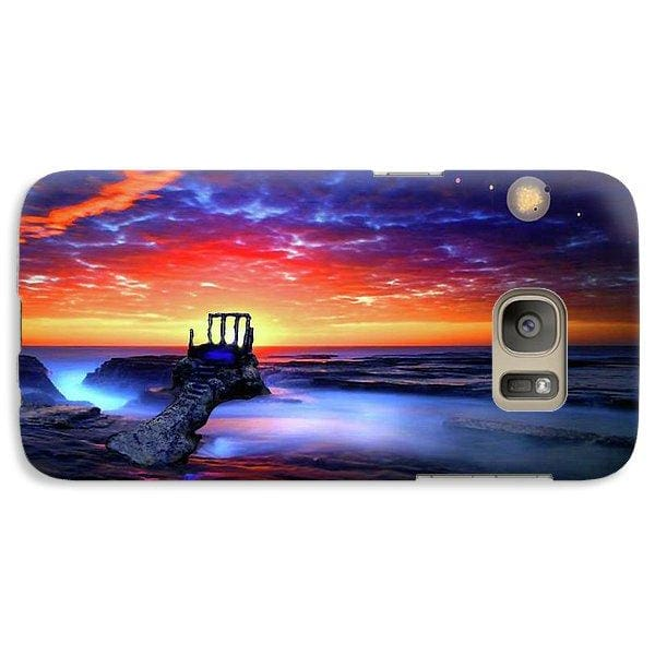 Talk To The Sky - Phone Case - Galaxy S7 Case - Phone Case