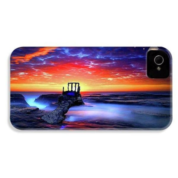 Talk To The Sky - Phone Case - IPhone 4 Case - Phone Case