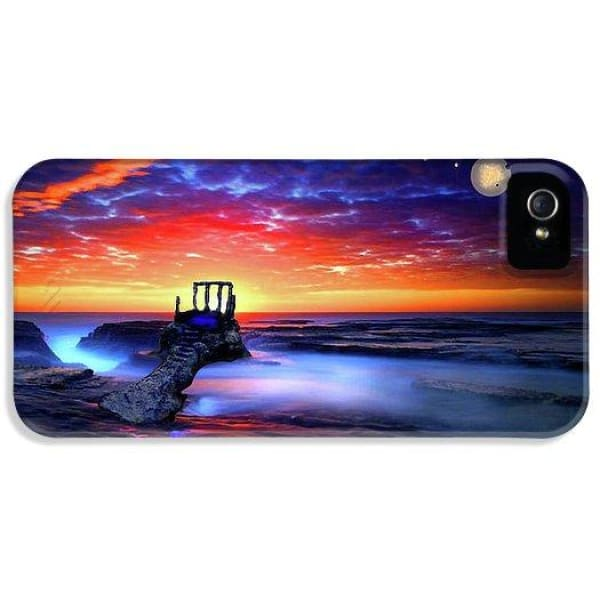 Talk To The Sky - Phone Case - IPhone 5 Case - Phone Case