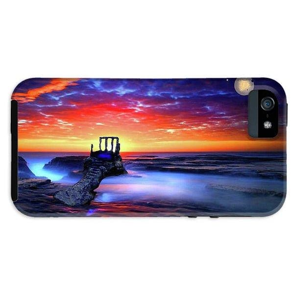 Talk To The Sky - Phone Case - IPhone 5 Tough Case - Phone Case