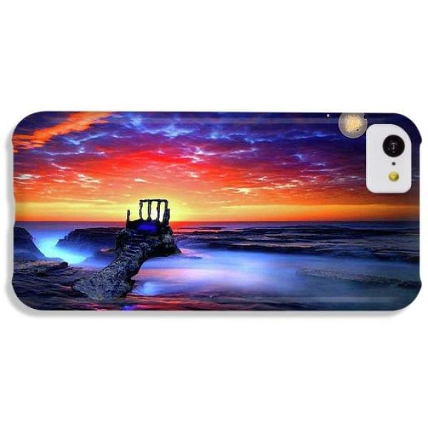 Talk To The Sky - Phone Case - IPhone 5c Case - Phone Case