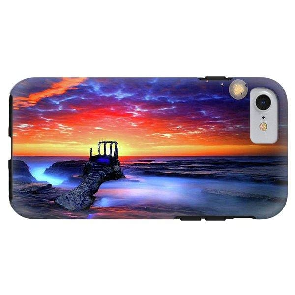 Talk To The Sky - Phone Case - IPhone 7 Tough Case - Phone Case