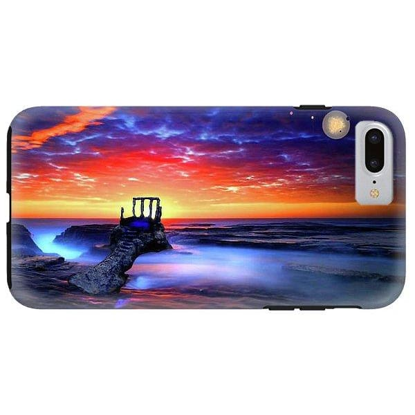 Talk To The Sky - Phone Case - IPhone 8 Plus Tough Case - Phone Case