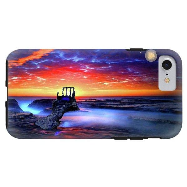 Talk To The Sky - Phone Case - IPhone 8 Tough Case - Phone Case