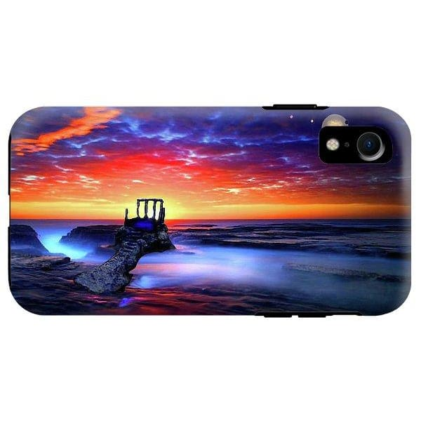 Talk To The Sky - Phone Case - IPhone XR Tough Case - Phone Case