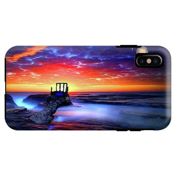 Talk To The Sky - Phone Case - IPhone XS Max Tough Case - Phone Case