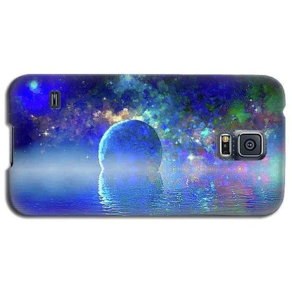Water Planet One - Phone Case - Galaxy S5 Case - Phone Case