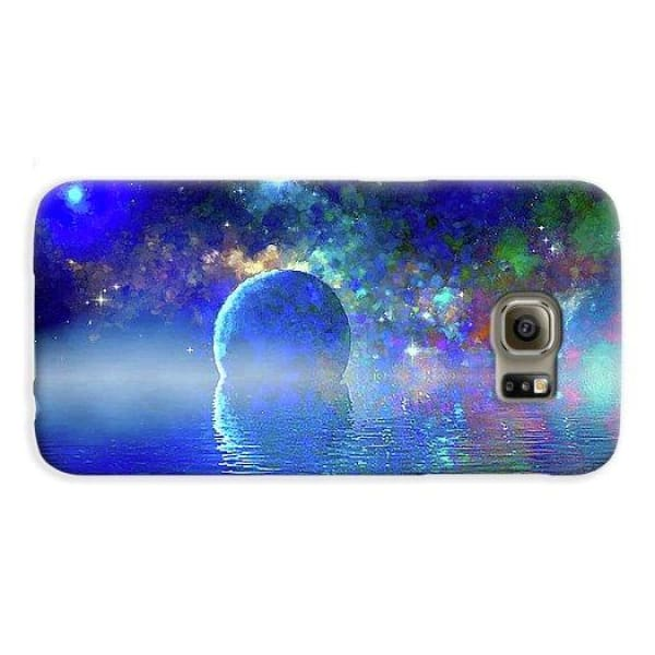 Water Planet One - Phone Case - Galaxy S6 Case - Phone Case