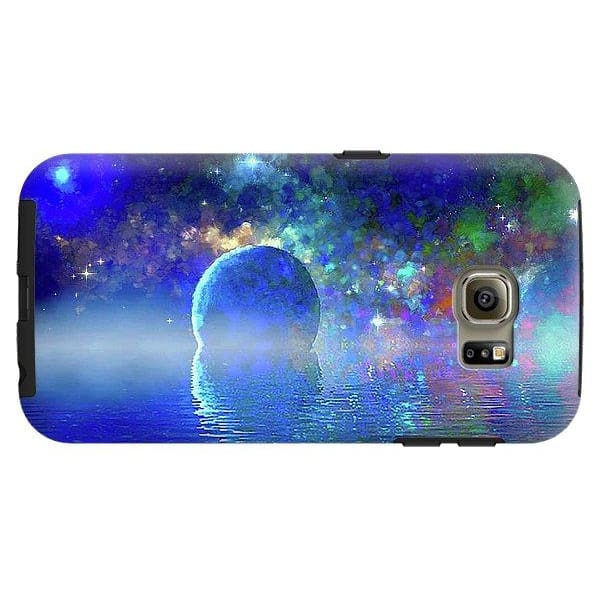 Water Planet One - Phone Case - Galaxy S6 Tough Case - Phone Case