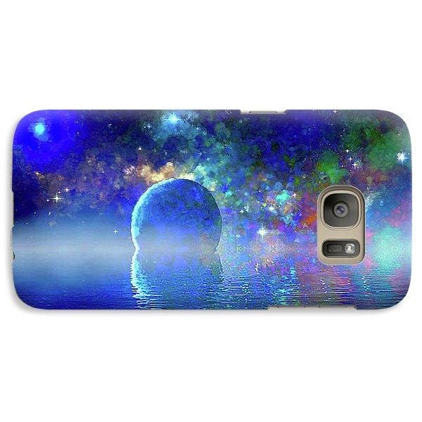 Water Planet One - Phone Case - Galaxy S7 Case - Phone Case