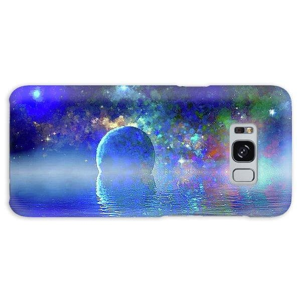 Water Planet One - Phone Case - Galaxy S8 Case - Phone Case