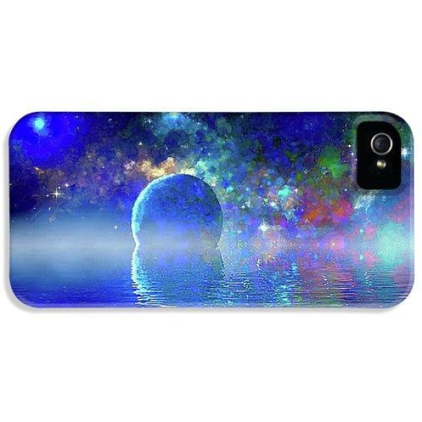 Water Planet One - Phone Case - IPhone 5 Case - Phone Case