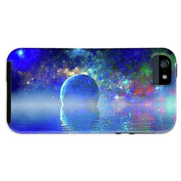 Water Planet One - Phone Case - IPhone 5s Tough Case - Phone Case