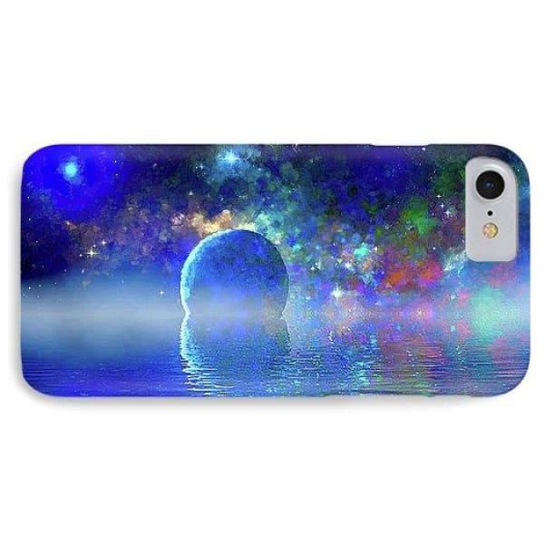 Water Planet One - Phone Case - IPhone 8 Case - Phone Case