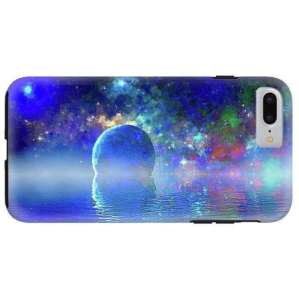 Water Planet One - Phone Case - IPhone 8 Plus Tough Case - Phone Case