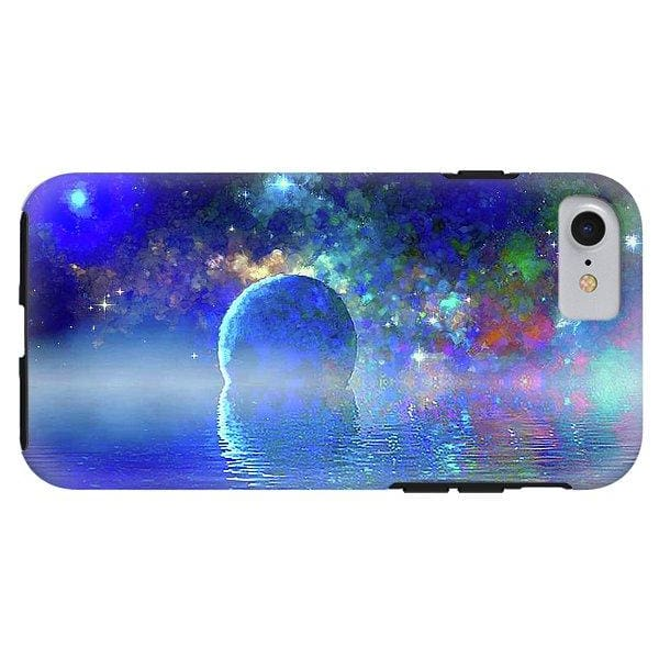 Water Planet One - Phone Case - IPhone 8 Tough Case - Phone Case