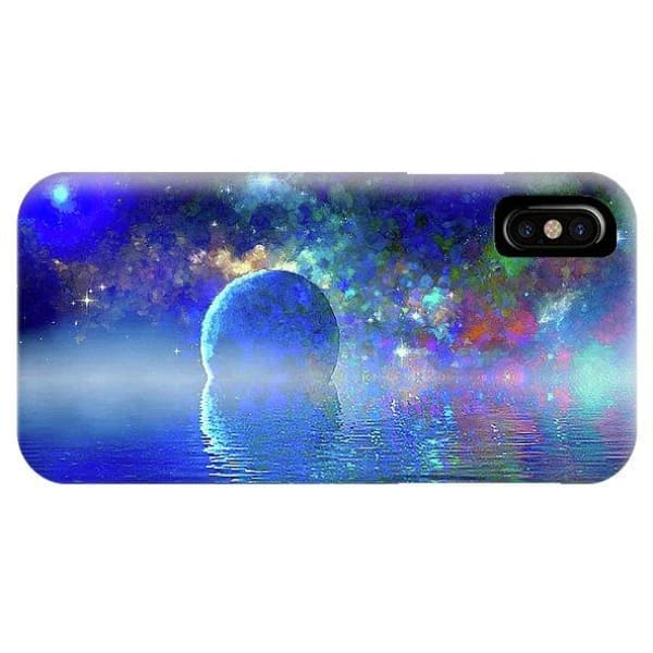 Water Planet One - Phone Case - IPhone X / XS Case - Phone Case