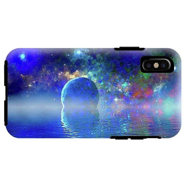 Water Planet One - Phone Case - IPhone X / XS Tough Case - Phone Case