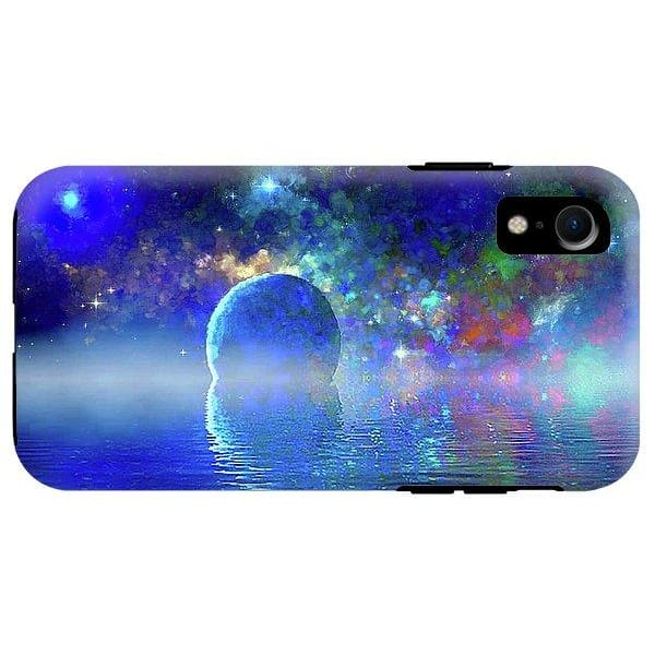 Water Planet One - Phone Case - IPhone XR Tough Case - Phone Case