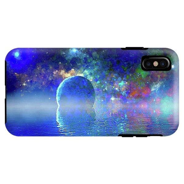 Water Planet One - Phone Case - IPhone XS Max Tough Case - Phone Case