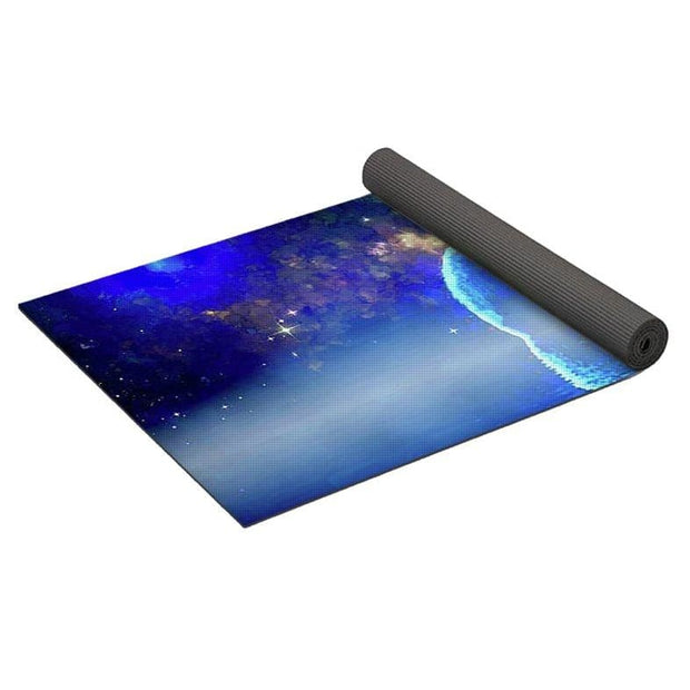 Water Planet One - Yoga Mat - Yoga Mat