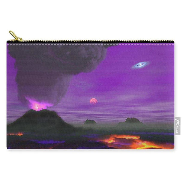 Young Planet - Carry-All Pouch - Medium (9.5 x 6) - Carry-All Pouch