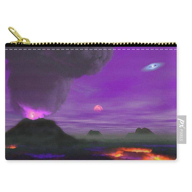 Young Planet - Carry-All Pouch - Small (6 x 4) - Carry-All Pouch