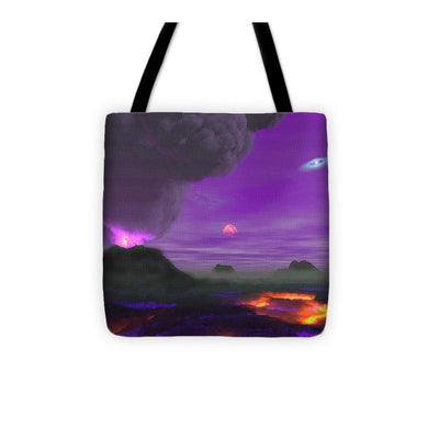 Young Planet - Tote Bag - 13 x 13 - Tote Bag